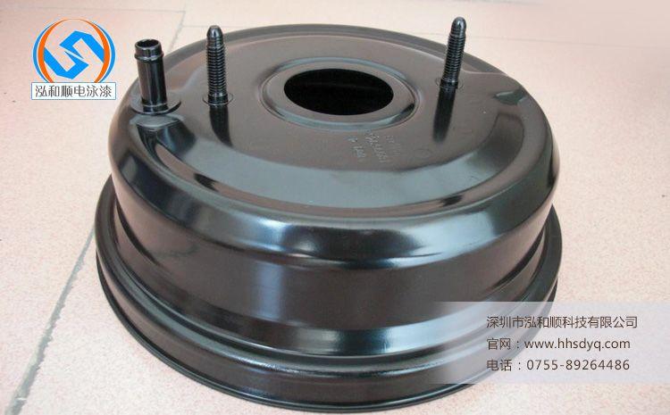 铁件磷化处理电泳黑色